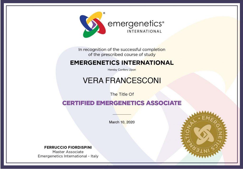 emergenetics associates certification