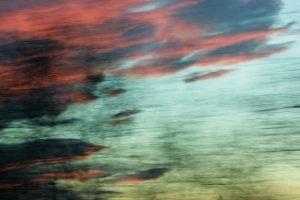 cielo nuvole tramonto NO
