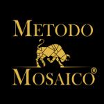mosaico nero logo